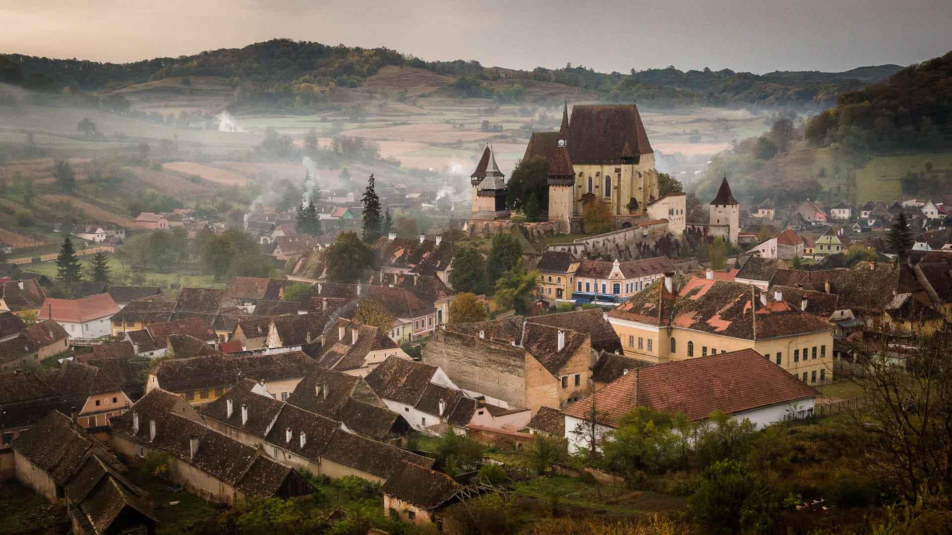 Tour of Transylvania from Timisoara