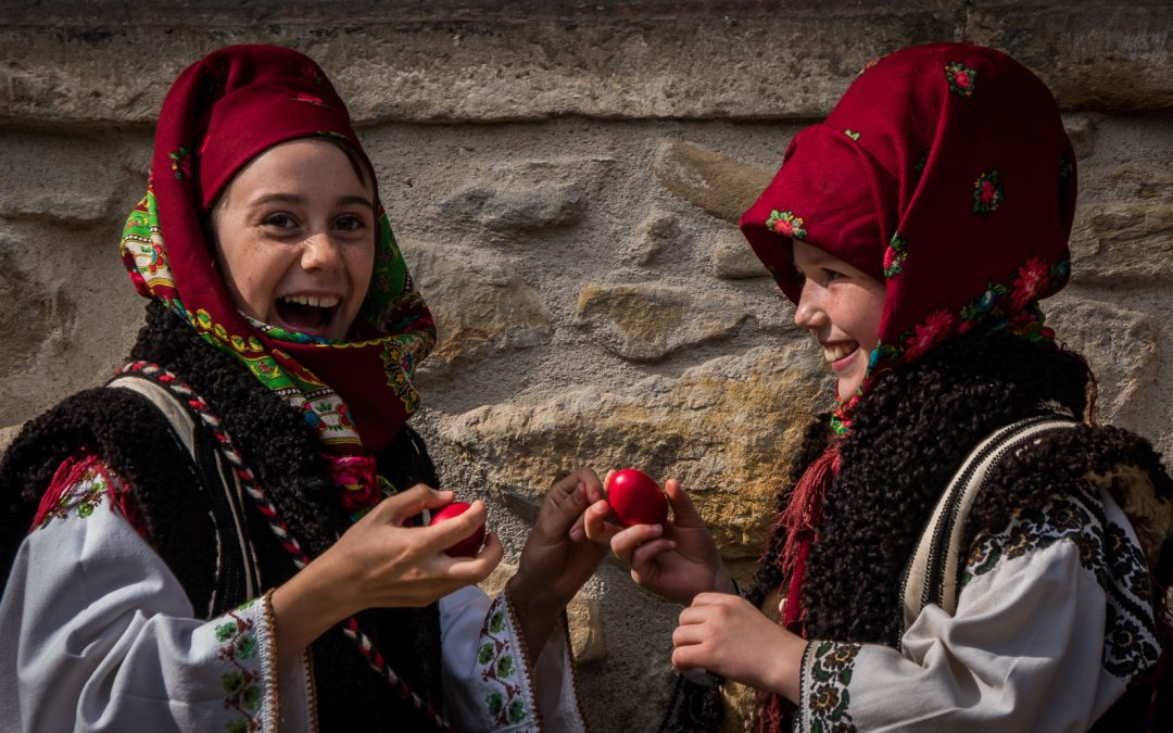 True Romania Tours - Easter traditions