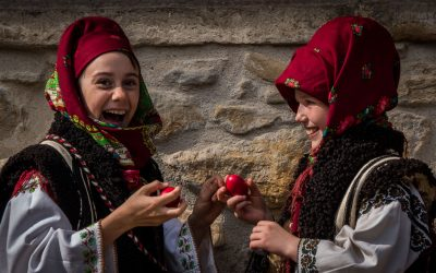 7 traditional things to do for Easter in Romania