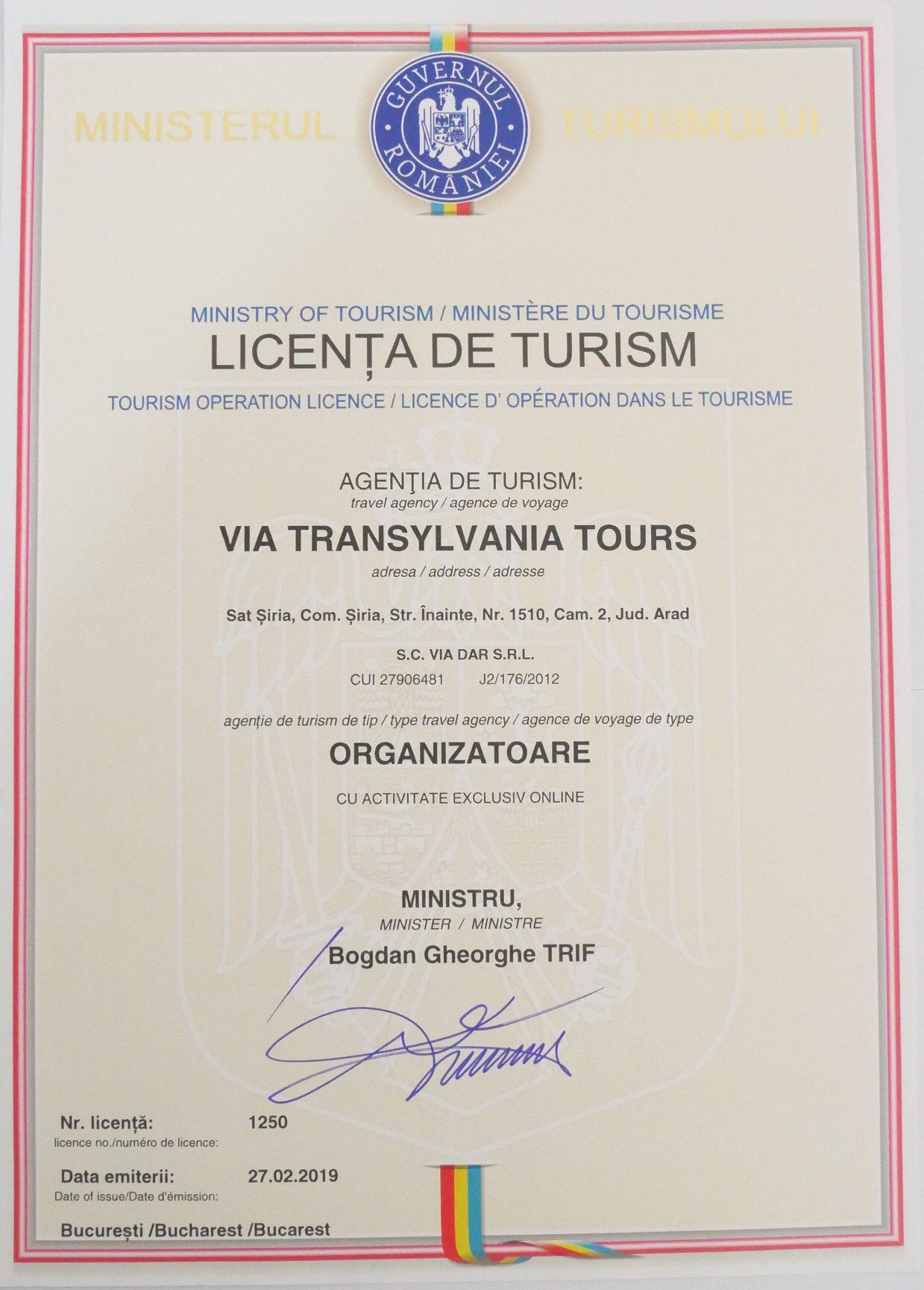 Romania-tour-operator-company-Via-Transylvania-Tours-travel-agency-tourism-license