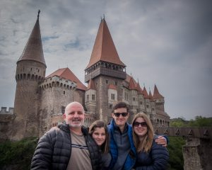 Reviews True Romania Tour - Diana and her family