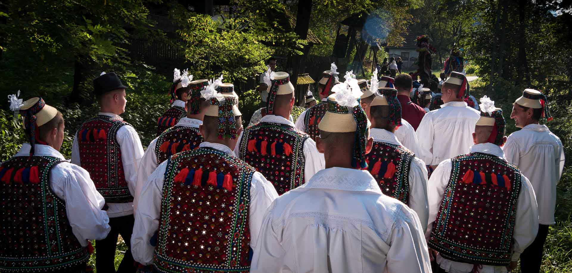 Things to do in Romania - Take part in a traditional wedding in Maramures
