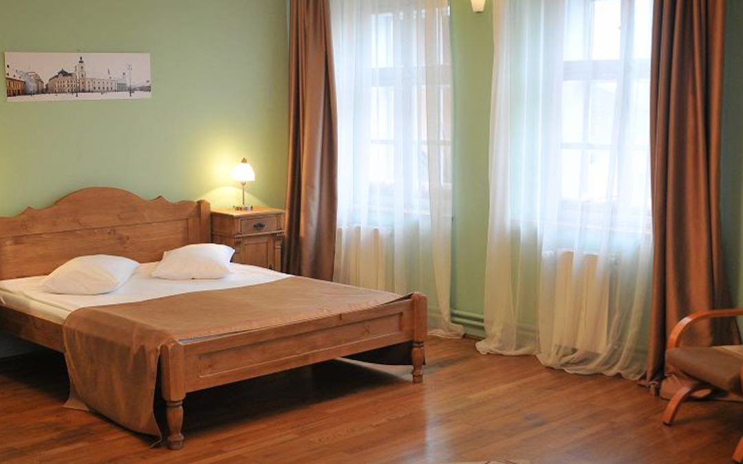 Casa Luxemburg 3* – Sibiu