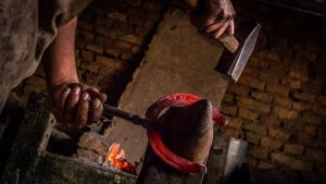 Photo Tour of Romania - Blacksmith