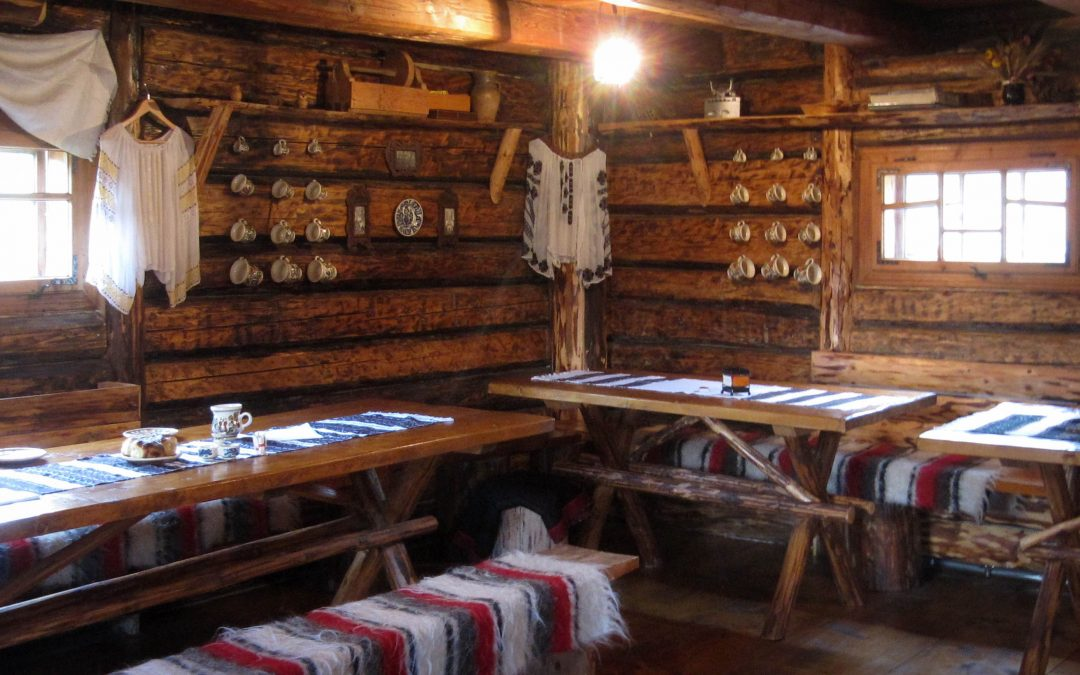 Rural guesthouse in Bucovina