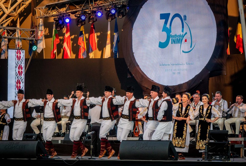 Festival of the Hearts in Timisoara