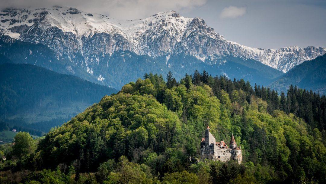 Rick Steves' Romania visit