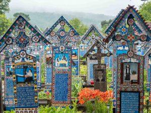 Sapanta-Merry-Cemetery