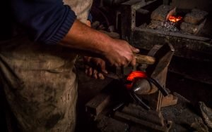 Traditional Crafts and Occupations - Blacksmithing