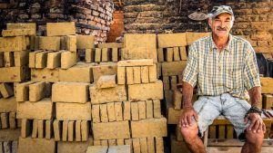 Traditional Crafts and Occupations - Brickmaking