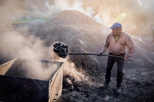 Traditional Crafts and Occupations - Coal mining