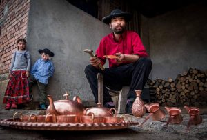 Traditional Crafts and Occupations - Coppersmithing