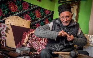 Traditional Crafts and Occupations - Leather crafting