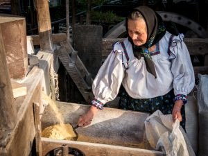 Traditional Crafts and Occupations - Milling