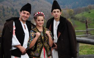 Traditional Crafts and Occupations - Traditional clothes