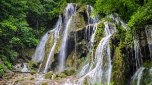 Beusnita Waterfall - Top 11 attractions in Western Romania