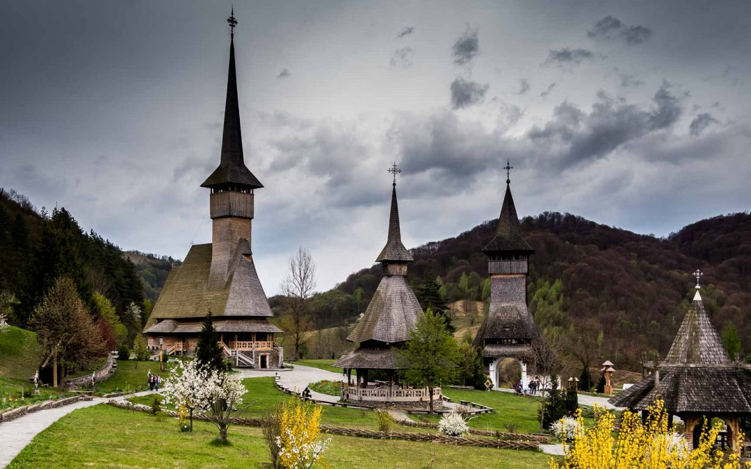 Best 15 attractions in Maramures that you must see - The Wooden Church from Barsana