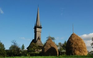 Plopis Wooden Church