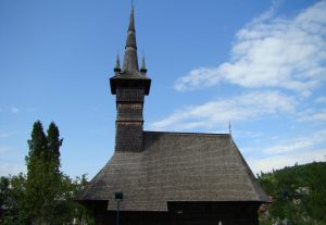Rogoz Wooden Church
