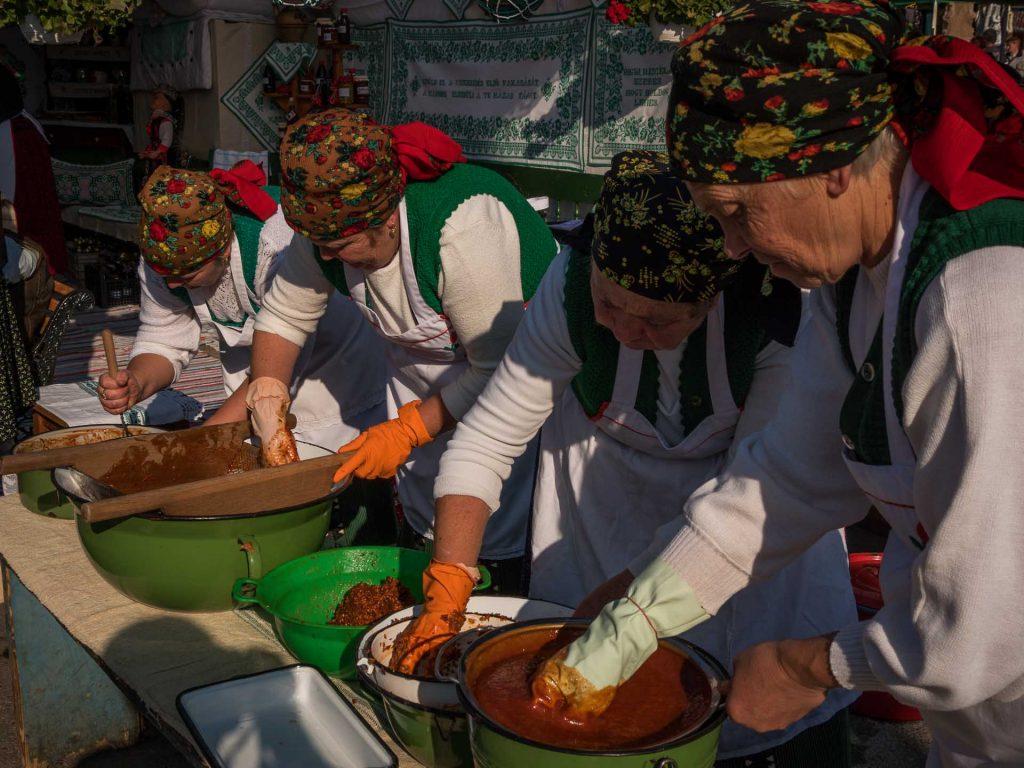 Sancraiu Rosehip Festival