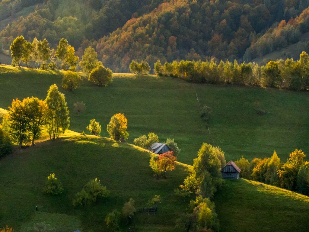 Scenic drives of Romania - self-drive tour