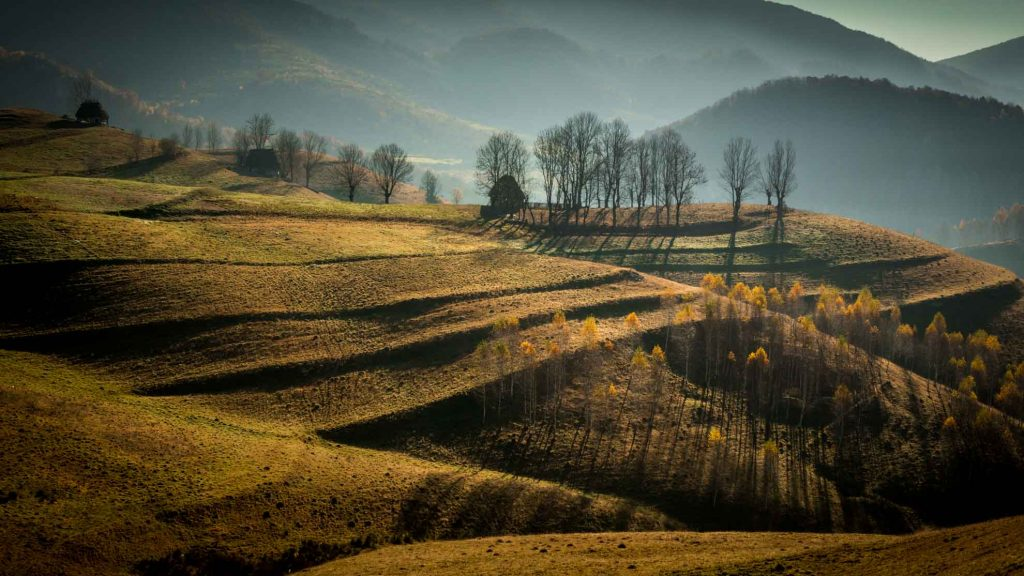 The Apuseni Mountains - landscape