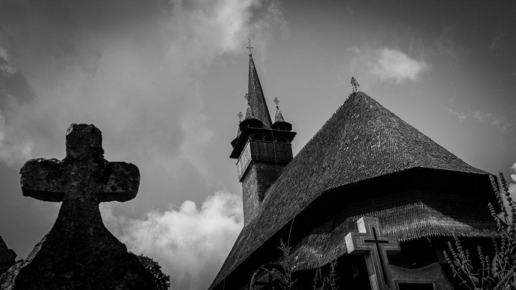 Budesti Wooden Church