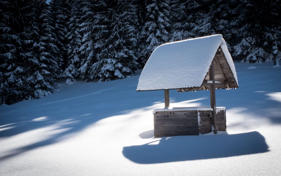 14 pictures that illustrate the magic of winter in Romania