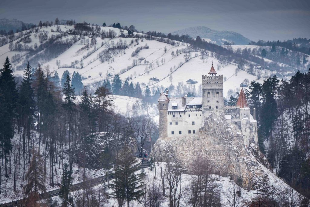 Christmas Tour of Romania – self-drive tour