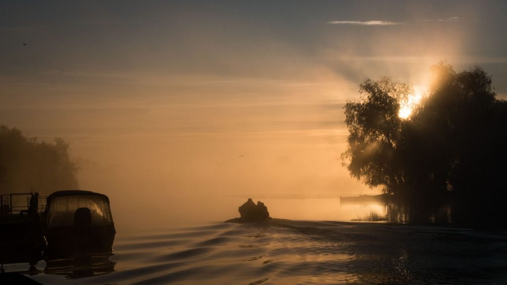 The Danube Delta at its best