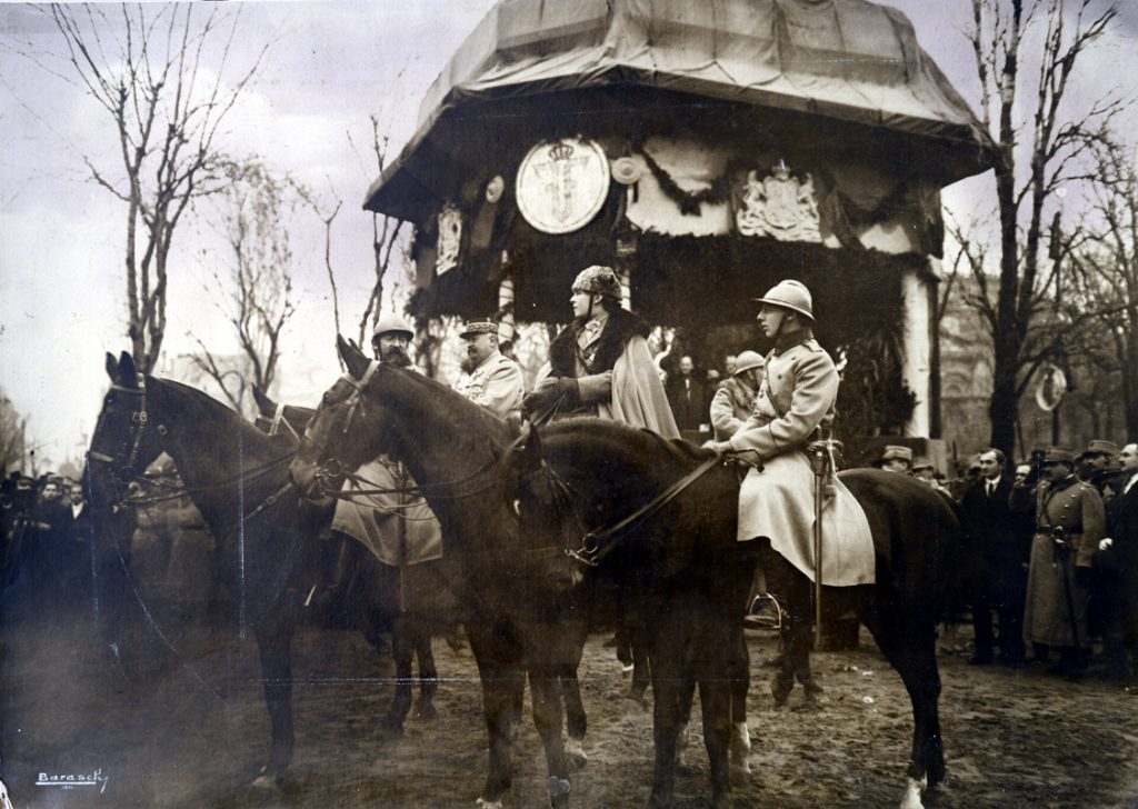 1 December 1918