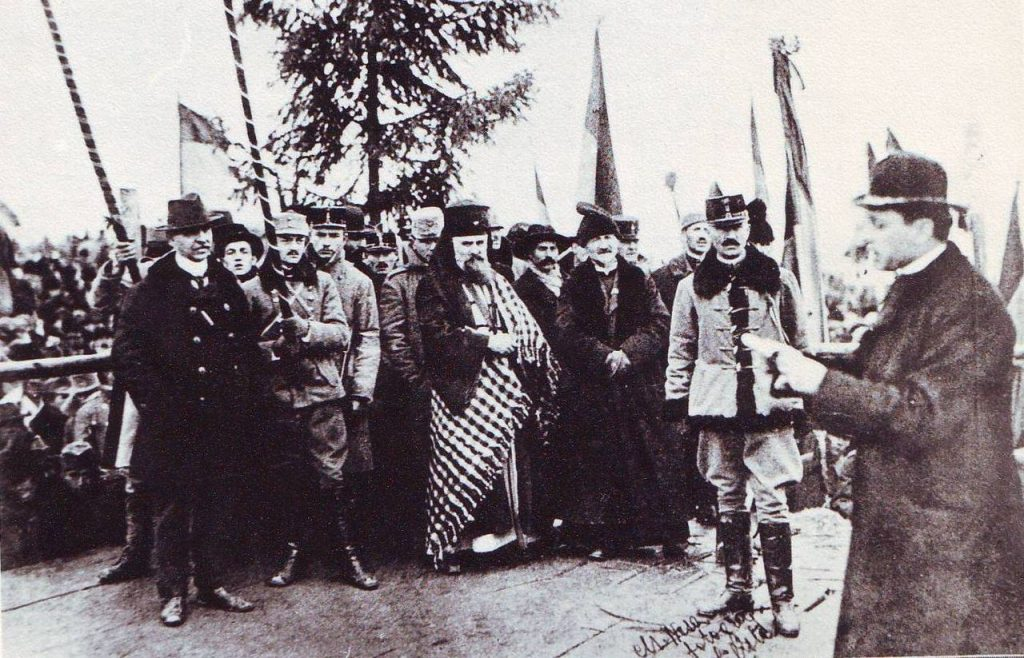 Alba Iulia - 1st December 1918