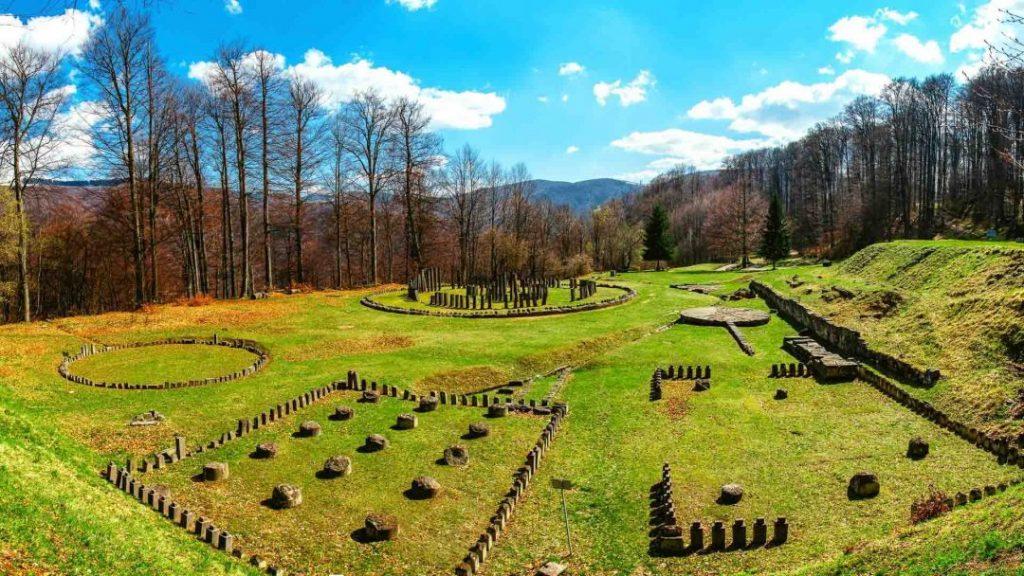 Sarmisegetuza-Regia-Dacian Heritage