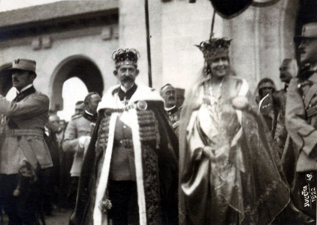 The Coronation of King Ferdinand and Queen Marie