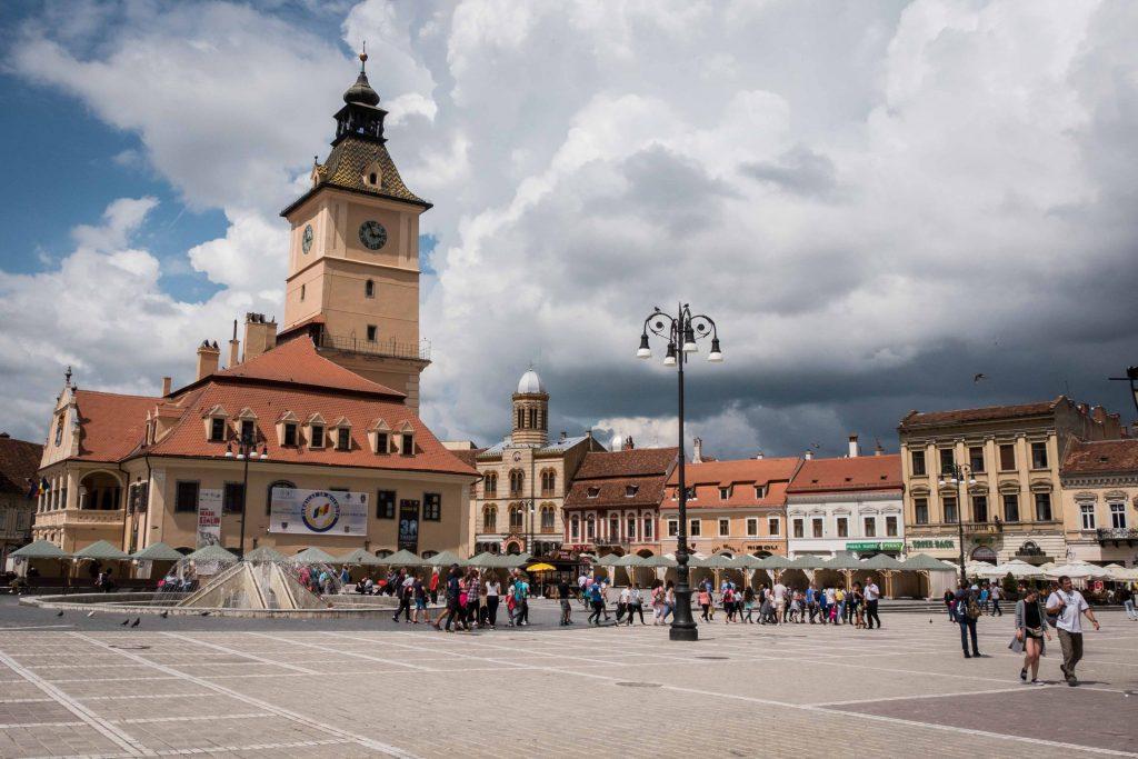 Medieval town of Brasov