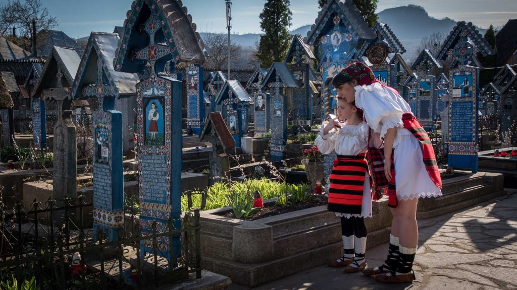 See traditions - Maramures at Easter time