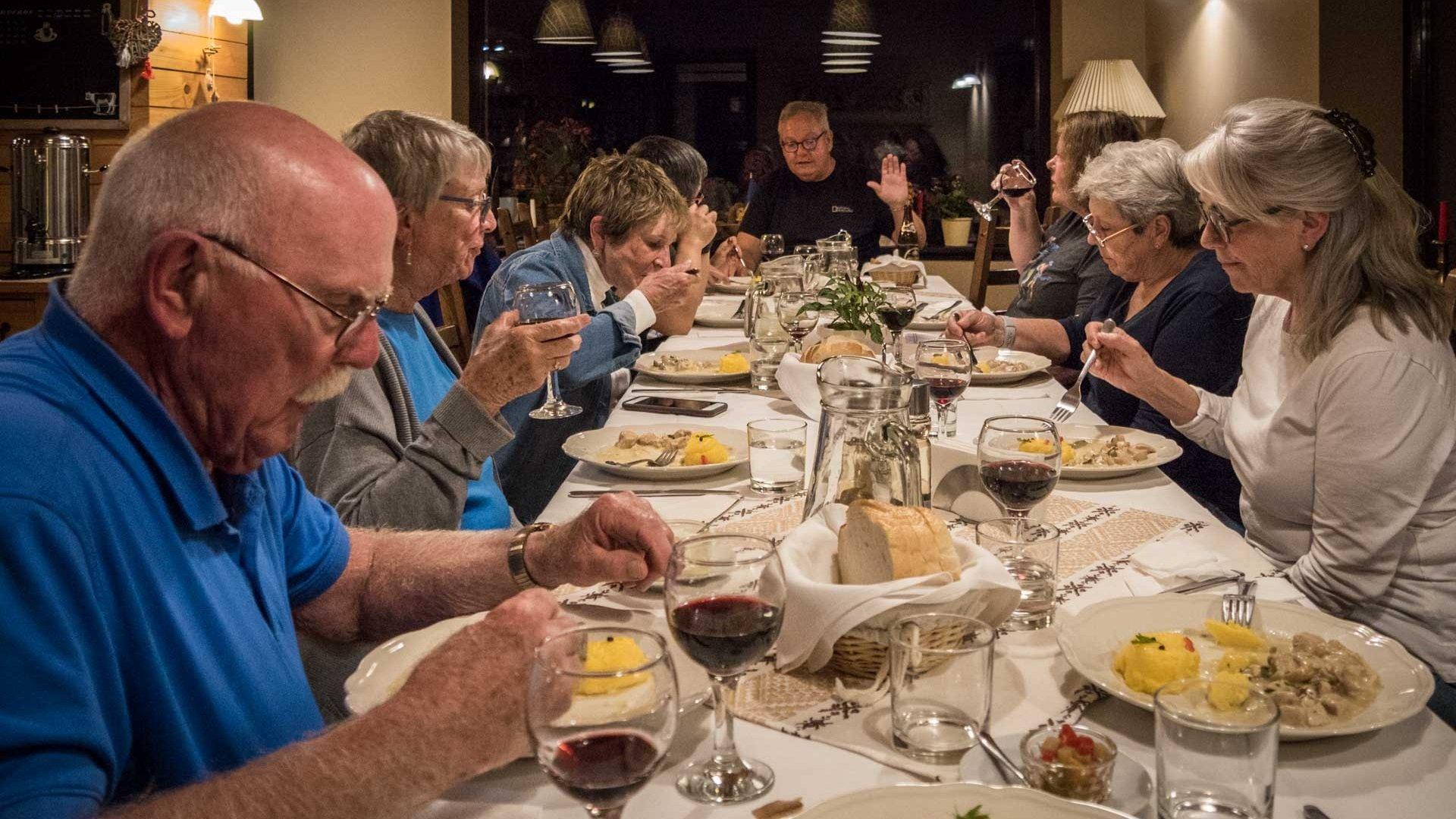Food and Wine Tour of Transylvania, Romania