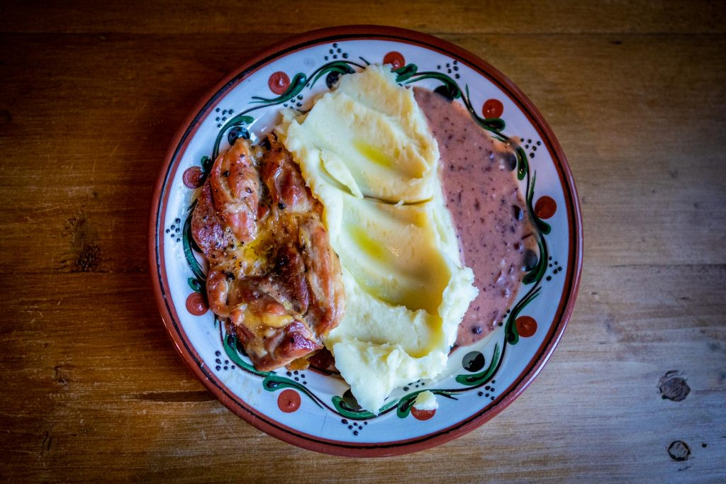 Romanian traditional food