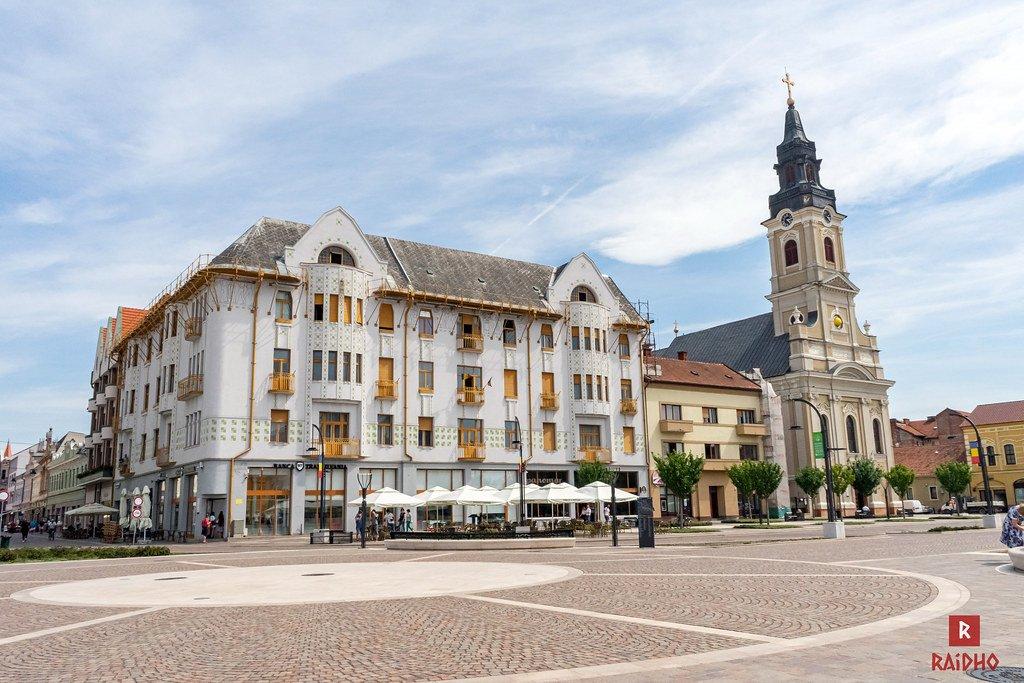 Oradea - Best cities to live in Romania