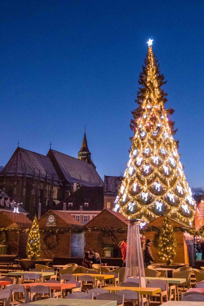 Brasov Christmas market